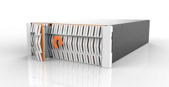 The Pure FlashBlade is among the all-flash array solutions that offer the potential to reduce the space and power used by storage. (Image: Pure Storage)