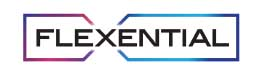 The new Flexential logo.