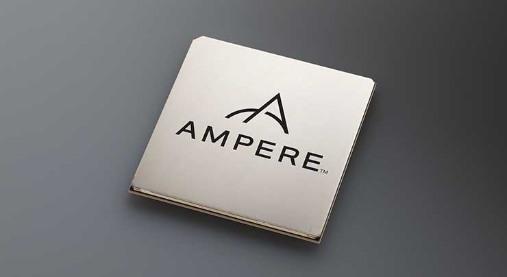 Startup Ampere Enters Market for Low-Power ARM Cloud Servers