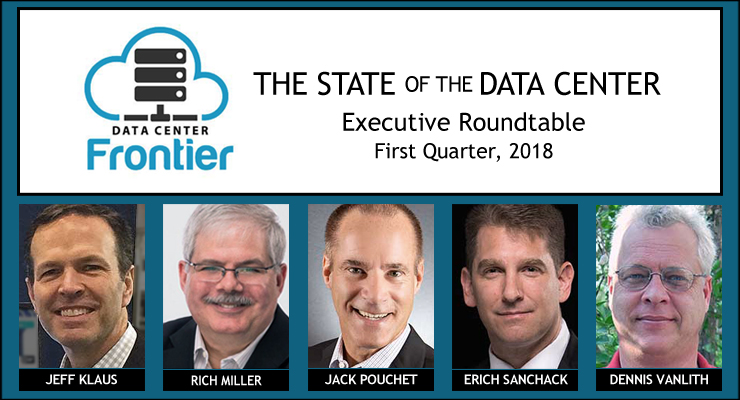 Executive Roundtable: Data Centers Power the Digital Transformation