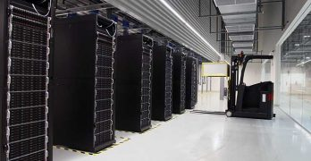 At Supermicro, Robotics Streamline Rack Rollouts