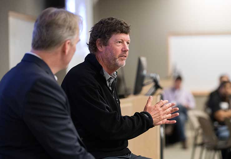 In iMasons Talk, Scott McNealy Reflects on Sun, Open Source