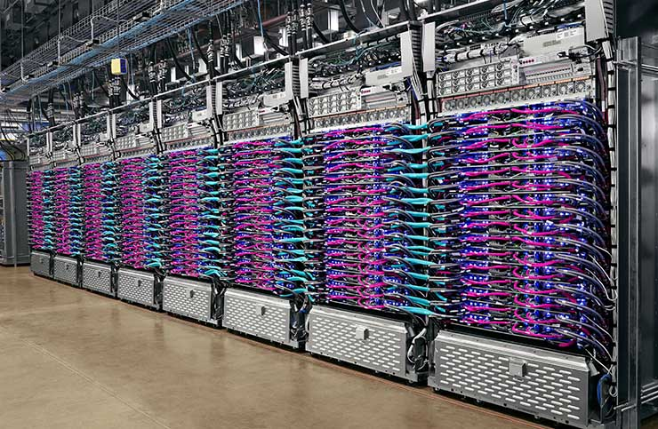 Frontier Spotlight: The Top Data Center Stories for May 2018
