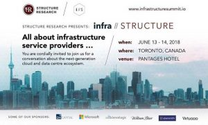 infra//STRUCTURE 2018 will be held June 13-14 in Toronto.