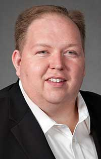 Eric Ballard, Vice President, Network & Cloud for Stream Data Centers,
