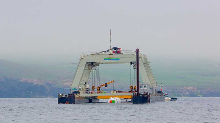 The Watery Edge: Microsoft Deploys Undersea Servers in Scotland