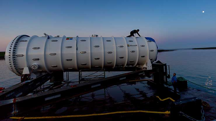 Underwater Data Centers: Pushing the Limits of Data Center Innovation