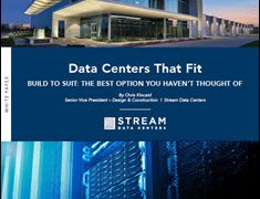 build-to-suit data centers