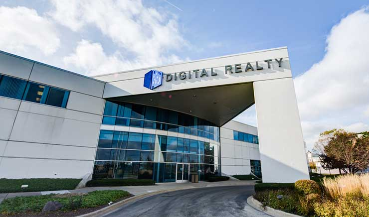 Digital Realty Expands On-Ramps to IBM Cloud Services