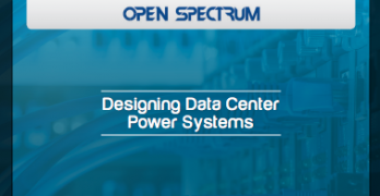 Data Center 101: Designing Data Center Power Systems