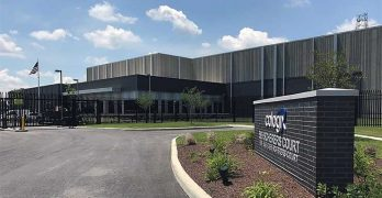 The exterior of the Cologix COL3 data center in Columbus, Ohio. (Image: Cologix)