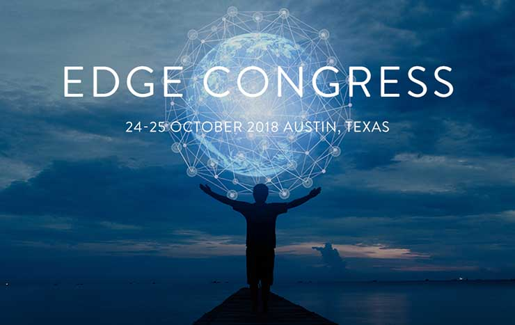 BroadGroup will be hosting Edge Congress on October 24-25 at the Palmer Events Center in Austin, Texas.