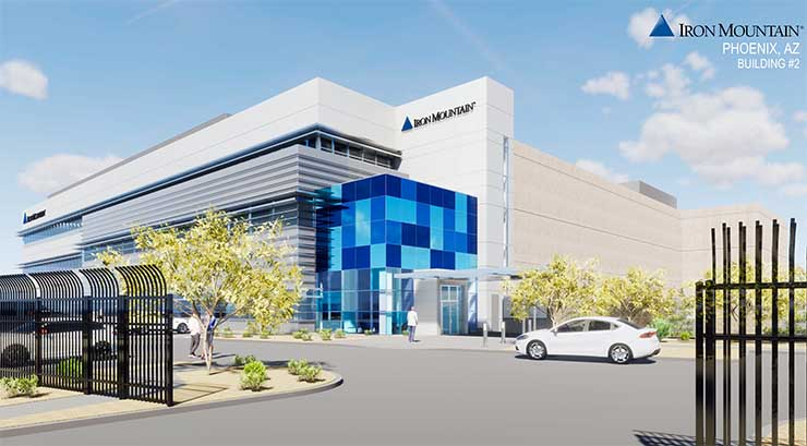 Phoenix Data Center Growth Accelerated by Surge in Leasing