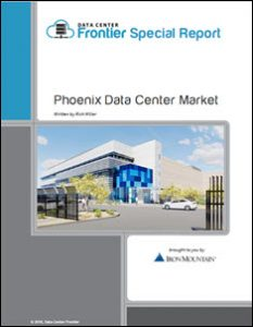 Phoenix data center market supply