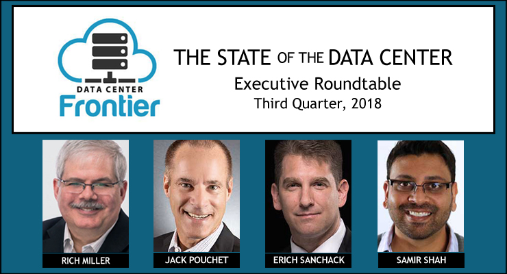 DCF Data Center Executive Roundtable, 3Q 2018