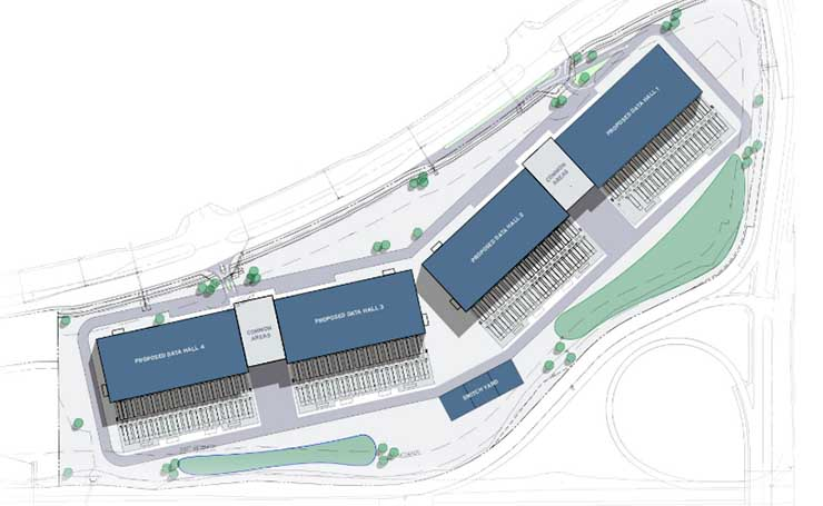 EdgeCore Enters Northern Virginia Market, Plans Huge Campus in Sterling