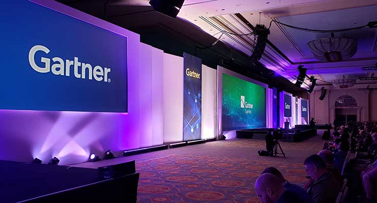 The Gartner IT Infrastructure, Operations and Strategies Conference will be held Dec. 9-12 in Las Vegas. (Photo: Rich Miller)