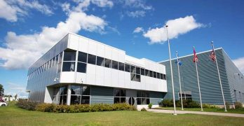 Cologix has acquired Montreal provider COLO-D. This is the COLO-D D1 data center , a 20 megawatt facility in Drummondville, Quebec. (Photo: Cologix)