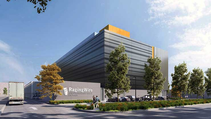 RagingWire Expands Into Santa Clara Data Center Market