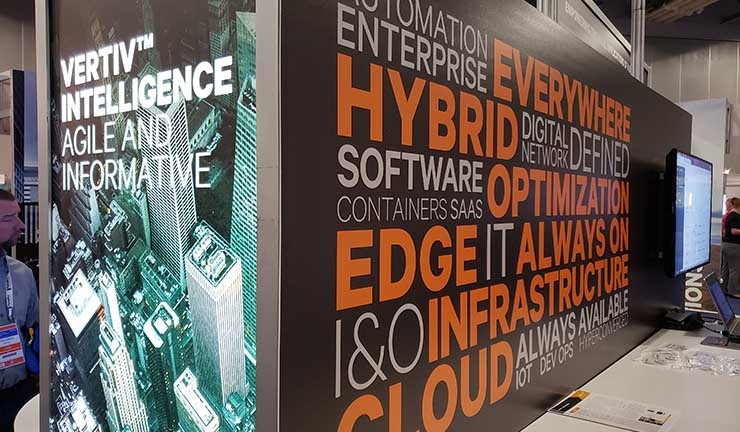 Vertiv Builds for the Future, With A Focus on Edge Computing