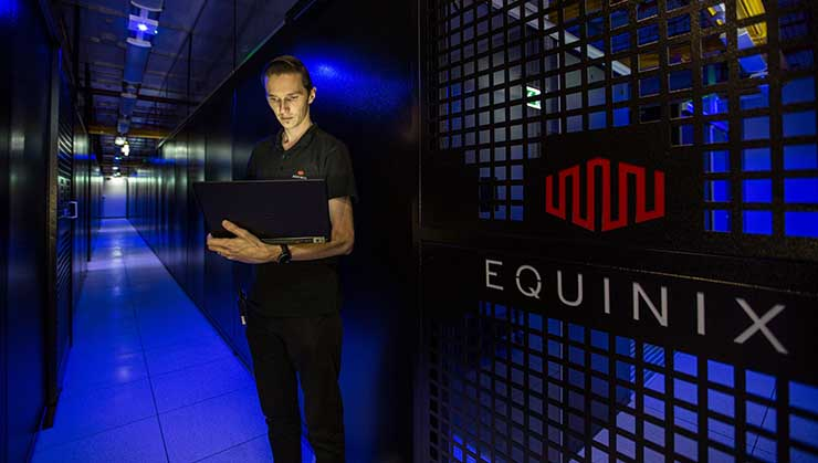 As COVID19 Crisis Intensifies, Equinix Limits Access to Some Data Centers
