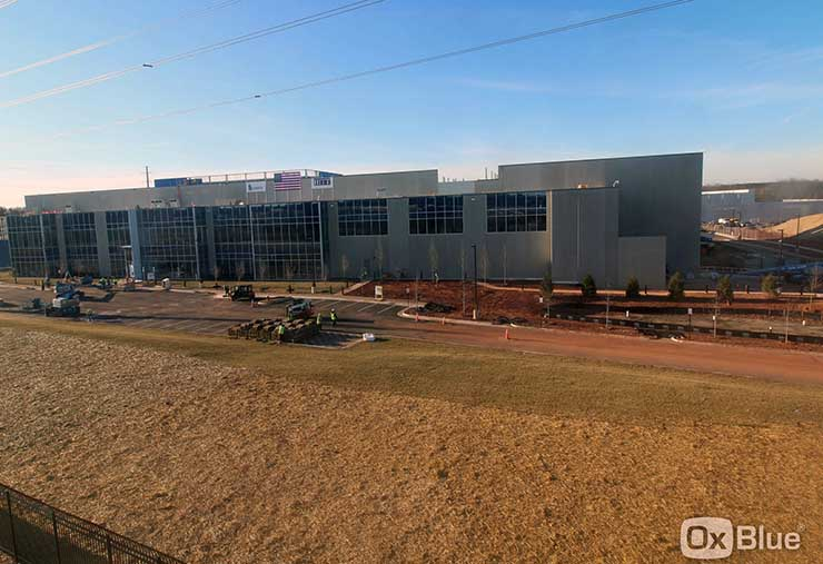 Vantage Data Centers Powers Up New Campus in Ashburn