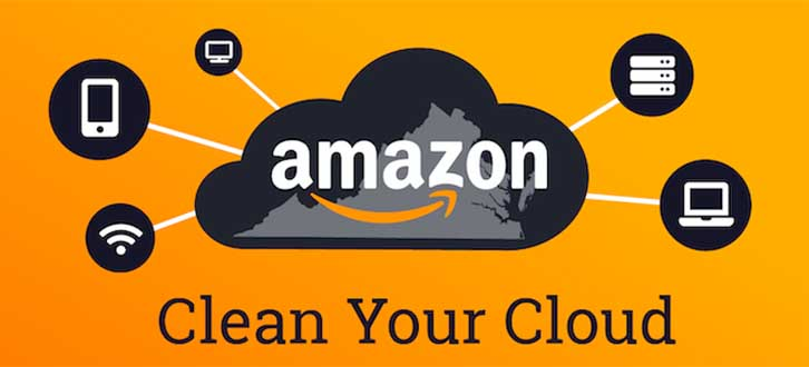 A Greenpeace graphic for a new petition drive calling on Amazon Web Services to use more renewable power. (Image: Greenpeace)