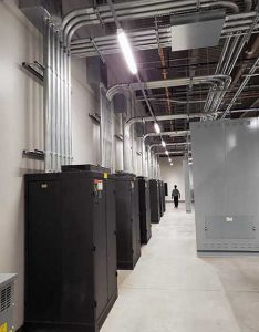 Inside a power room at Sabey Data Centers' Intergate.Ashburn campus in Northern Virginia. (Photo: Rich Miller)