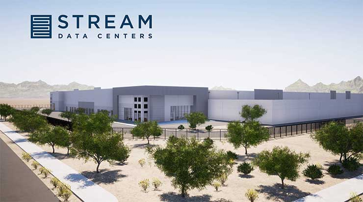 Stream Data Centers Plans Massive Phoenix Campus
