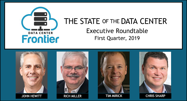 Executive Roundtable: Trends in Enterprise Colocation and Data Centers