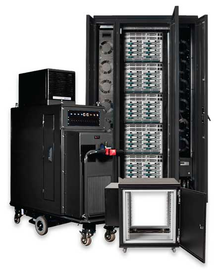 The Instant Data Centers mobile micro data centers will become part of the R-Series line at ScaleMatrix. (Image: ScaleMatrix)