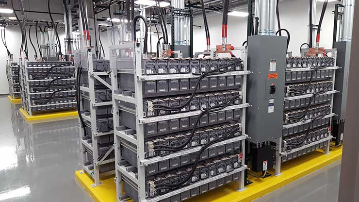 New NFPA Battery Standard Could Impact Data Center UPS Designs