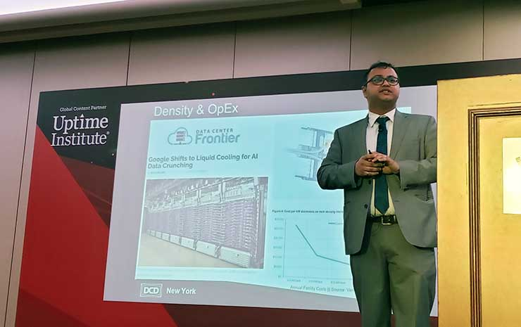 The Data Center of 2030 Will be Faster, Cooler and Automated