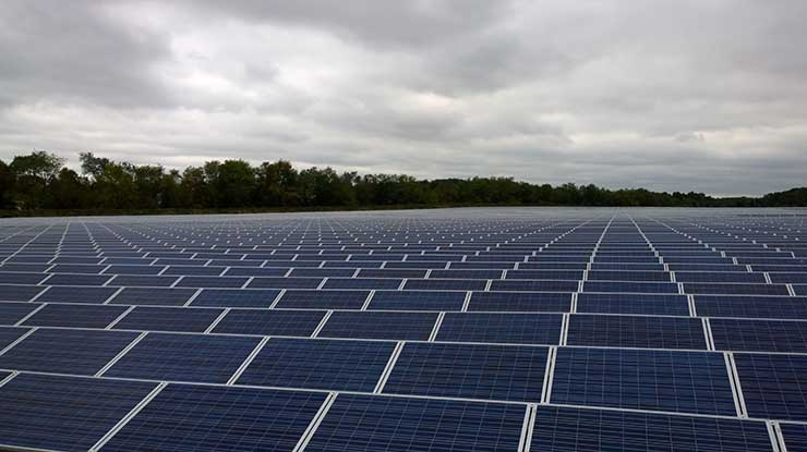 Dominion Energy Adds Solar Power for Facebook Data Centers