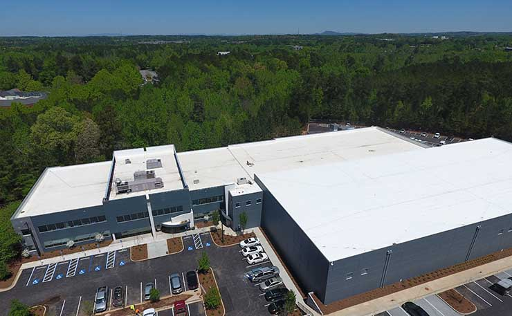 Flexential Expands With New Data Center in Atlanta's 'Transaction Alley'
