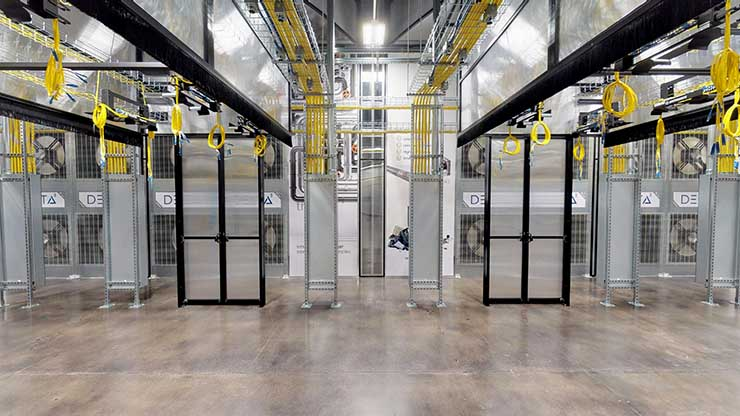 Aligned Energy Looks to Innovate in Data Center Supply Chain