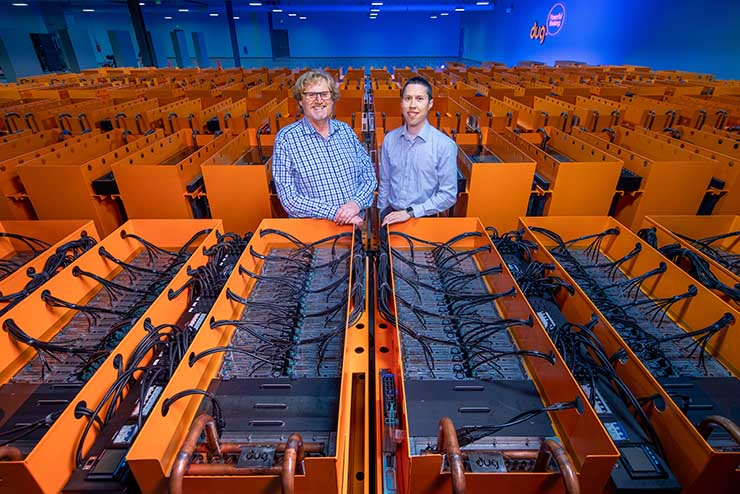 As Rack Densities Rise, Liquid Cooling Specialists Begin to See Gains