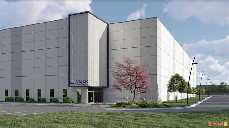STACK Infrastructure Expands Chicago Data Center Campus