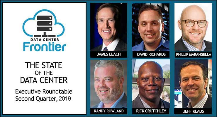 DCF Data Center Executive Roundtable 2Q 2019