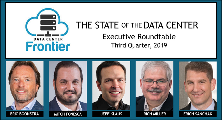 Executive Roundtable: The Global Data Center Landscape