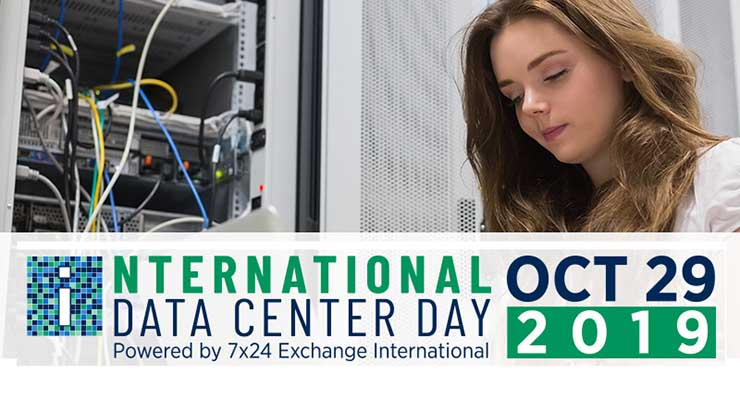 Are You Ready? International Data Center Day is Tuesday