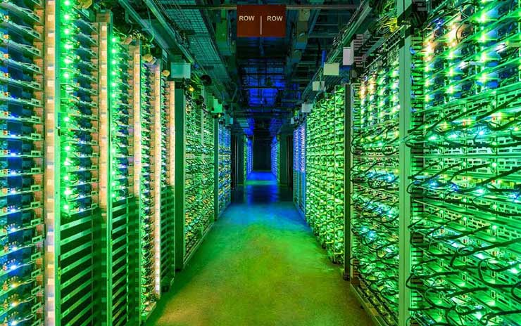 Google Building More Data Centers for Massive Future Clouds