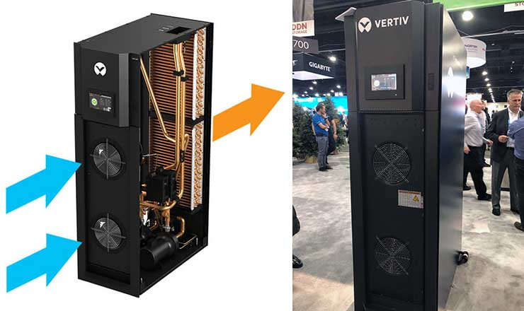 Vertiv Debuts Liebert XDU With Drop-In Liquid Cooling for Data Centers