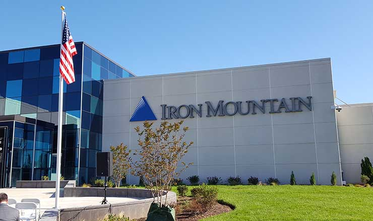 Iron Mountain Focused on Building Capacity, Interconnections in 2020