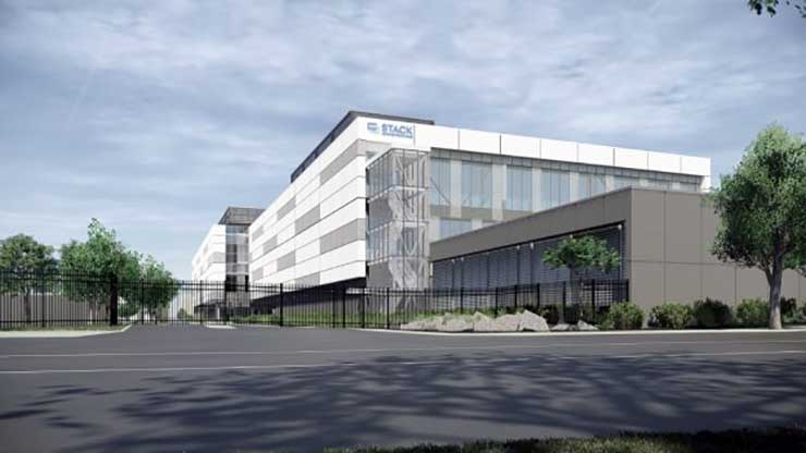 STACK Infrastructure Expands Data Center Campus in Silicon Valley