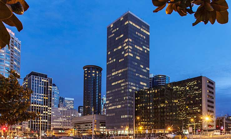 Digital Realty Will Buy Controlling Stake in Seattle's Westin Building