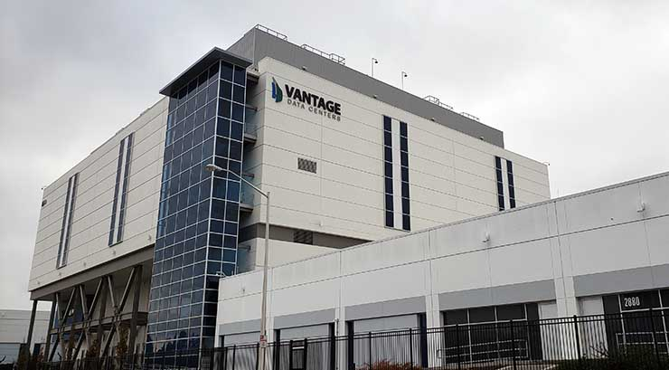 Vantage Expanding Campuses in Northern Virginia, Silicon Valley