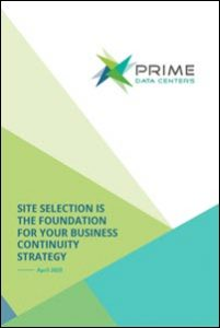 data center site selection