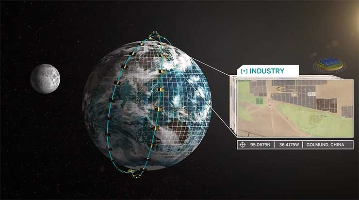 Terabytes From Space: Satellite Imaging is Filling Data Centers