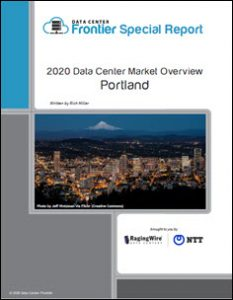 Portland Data Center Supply